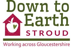 Down to Earth Stroud Logo